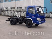 Shifeng SSF3042DDJ51 dump truck chassis