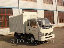 Shifeng soft top box van truck