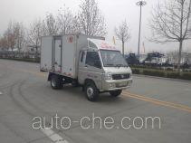 Shifeng SSF5030XXYCJB2 box van truck