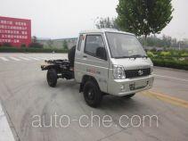 Shifeng electric hooklift hoist garbage truck