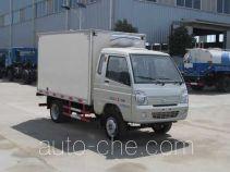 时风牌SSF5040XLC型冷藏车