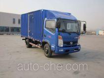Shifeng SSF5041XXYDJ64-2 box van truck