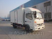 Shifeng SSF5041XXYDJ54-2 box van truck