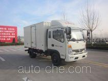 Shifeng SSF5041XXYDP54-2 box van truck