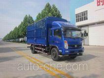 Shifeng SSF5090CCYHP77 грузовик с решетчатым тент-каркасом