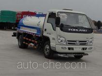 Shushan SSS5070GSS sprinkler machine (water tank truck)