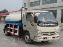 Shushan SSS5070GXE suction truck
