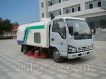 Shushan SSS5070TSL street sweeper truck