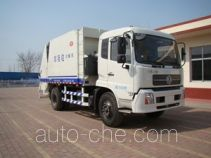 Shushan SSS5161ZYSXB garbage compactor truck