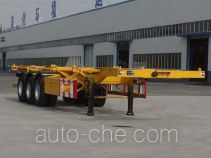 Shushan SSS9350TJZ container transport trailer