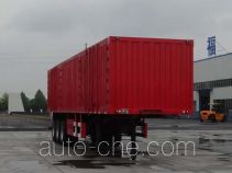 Shushan SSS9400XXY box body van trailer