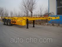 Shushan SSS9401TJZ container transport trailer