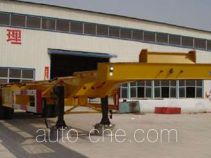 Kaishicheng SSX9370TJZG container transport trailer