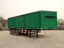Kaishicheng SSX9401XXY box body van trailer