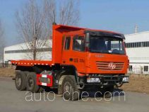 Lufeng ST3250PM flatbed dump truck
