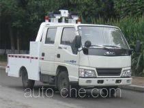 Lufeng ST5030XZMQ rescue vehicle with lighting equipment