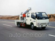 Lufeng ST5040TQX highway guardrail repair truck