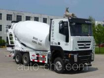 鲁峰牌ST5250GJBM型混凝土搅拌运输车