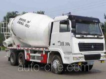 鲁峰牌ST5250GJBZ型混凝土搅拌运输车