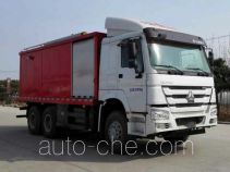 Lufeng ST5250TJCC well flushing truck