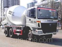 鲁峰牌ST5252GJBK型混凝土搅拌运输车