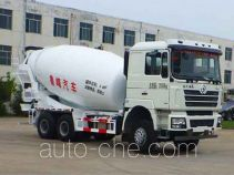 鲁峰牌ST5252GJBN型混凝土搅拌运输车