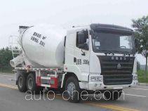 鲁峰牌ST5252GJBZ型混凝土搅拌运输车
