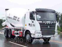 鲁峰牌ST5253GJBZ型混凝土搅拌运输车