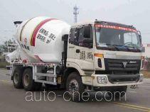 鲁峰牌ST5255GJBK型混凝土搅拌运输车