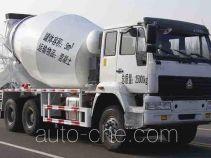 鲁峰牌ST5255GJBZ型混凝土搅拌运输车