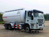 Lufeng ST5256GFLM low-density bulk powder transport tank truck