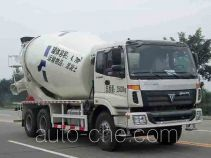 鲁峰牌ST5256GJBK型混凝土搅拌运输车