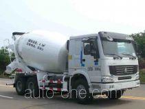 鲁峰牌ST5256GJBZ型混凝土搅拌运输车