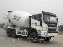 鲁峰牌ST5257GJBK型混凝土搅拌运输车