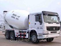 鲁峰牌ST5257GJBZ型混凝土搅拌运输车