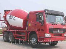 鲁峰牌ST5259GJBC型混凝土搅拌运输车
