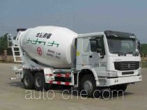 鲁峰牌ST5258GJBZ型混凝土搅拌运输车