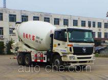 鲁峰牌ST5259GJBK型混凝土搅拌运输车