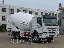 鲁峰牌ST5259GJBZ型混凝土搅拌运输车