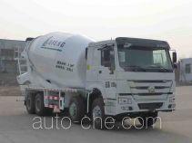 鲁峰牌ST5310GJBZ型混凝土搅拌运输车