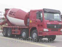 鲁峰牌ST5312GJBC型混凝土搅拌运输车