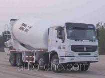 鲁峰牌ST5313GJBC型混凝土搅拌运输车