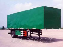 Lufeng ST9100X box body van trailer