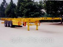 Lufeng ST9371TJZ container transport trailer