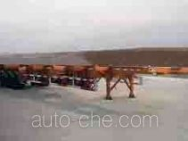 Lufeng ST9380TJZ container transport trailer