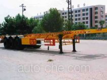 Lufeng ST9381TJZ container transport trailer