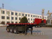 Lufeng ST9401ZZXP flatbed dump trailer