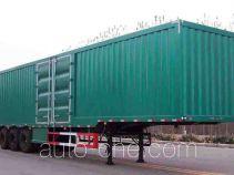 鲁峰牌ST9404X型厢式运输半挂车