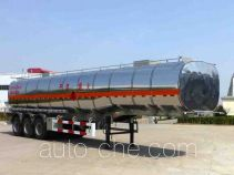Lufeng ST9405GRY flammable liquid tank trailer