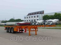 Lufeng ST9405TJZ container transport trailer